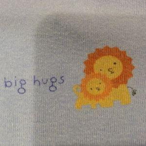Little Boy Blue Bundle - 5 Baby Bodysuits